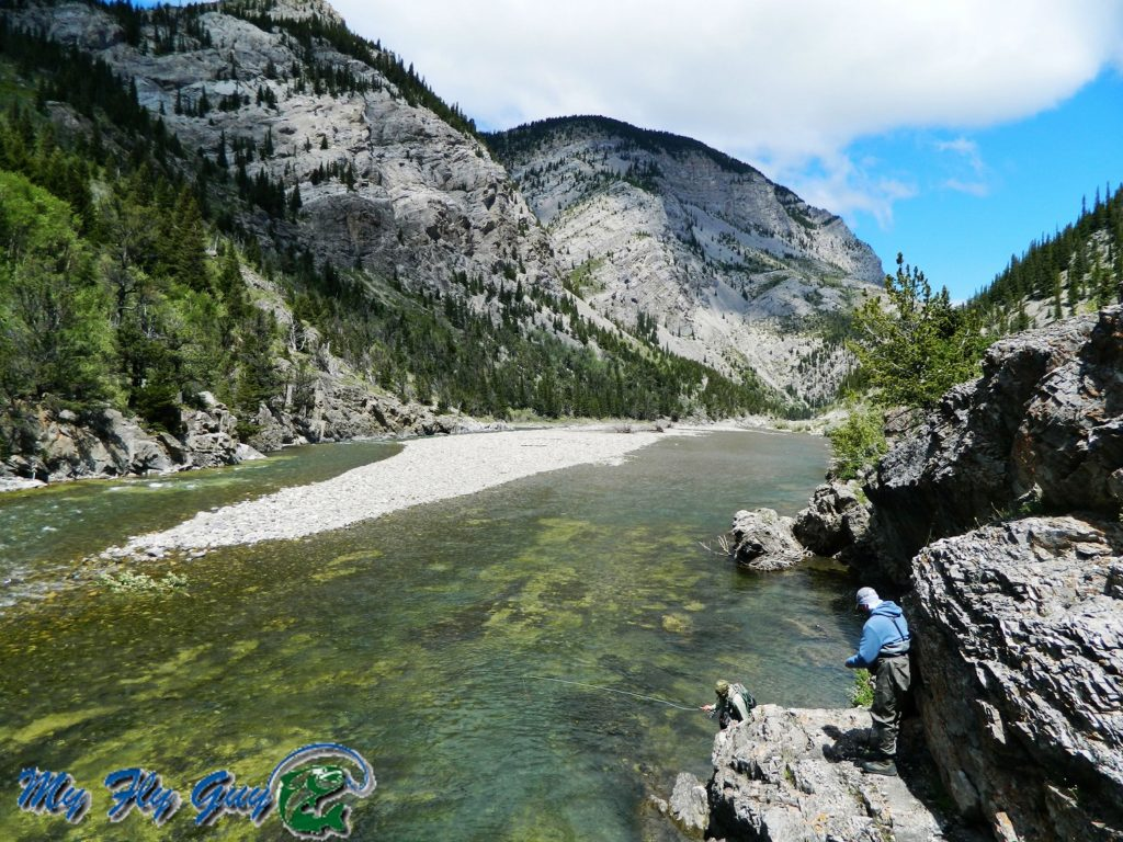The Oldman River Watershed