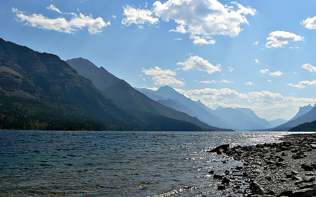 Waterton Lake - the Oldman Watershed