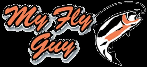 My Fly Guy, Southern Alberta Fly Fishing Logo