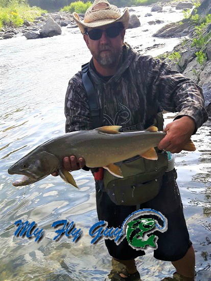 spending time with bully trout